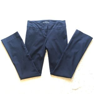 The Limited Ideal Stretch Blue Pants Size 8 Long